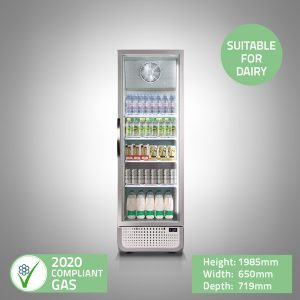 PRO Display Fridge 0.65m Wide