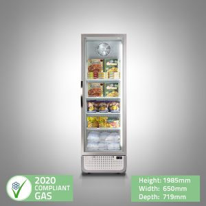PRO Display Freezer 0.65m