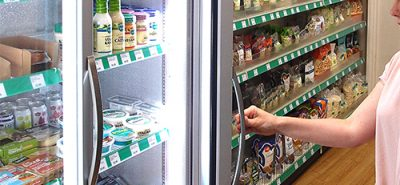 Display Refrigeration at Healthy Route