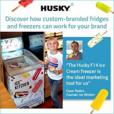 Ice Kitchen Husky Freezers